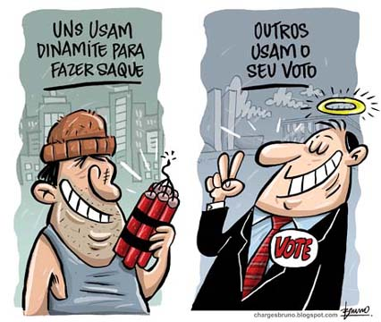 Charge: Saque